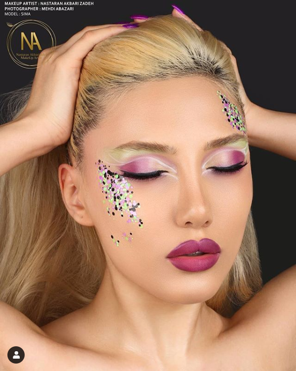 Screenshot_2019-12-16 #makeup نسترن اکبری زاده ( nastaranakbarizadeh_mua) • See Instagram photos and videos(3)