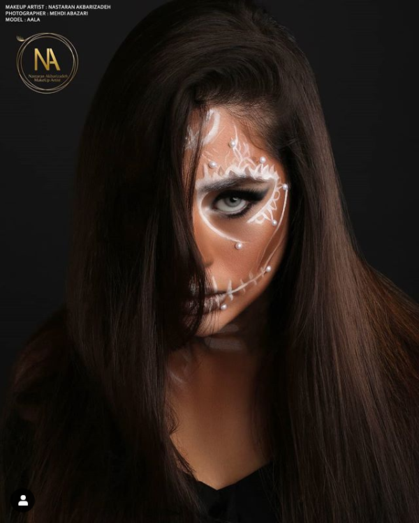 Screenshot_2019-12-16 #makeup نسترن اکبری زاده ( nastaranakbarizadeh_mua) • See Instagram photos and videos(4)